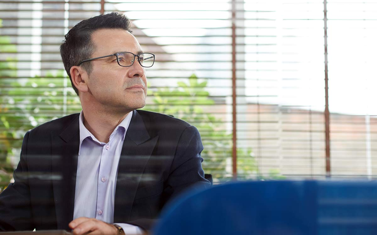 Is Your CFO Too Distracted?